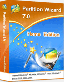 MiniTool Partition Wizard Home Edition 7.0