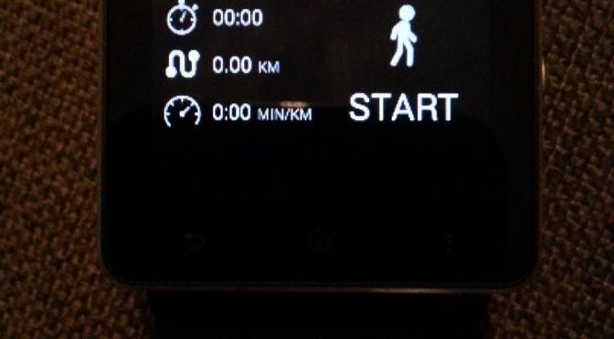 Hur man använder sin Sony SW2 som fjärrkontroll till RunKeeper